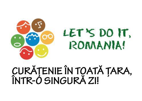 Vedetele din Romania spun Let`s Do It, Romania!