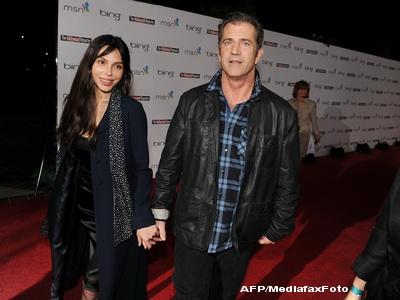Final de scandal intre Mel Gibson si Oksana. Actorul va scoate o gramada de bani din buzunar