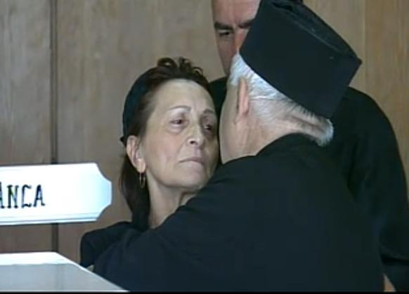 Madalina Manole, inmormantata la Ploiesti in prezenta a 5.000 de persoane