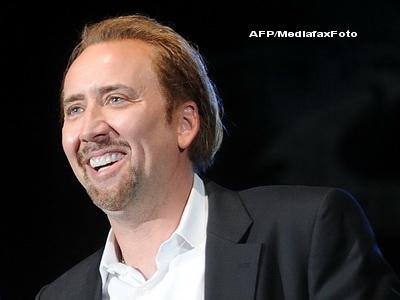 Nicolas Cage a inceput filmarile in Romania. Marti, un tronson din autostrada A3 va fi inchis pentru pelicula actorului