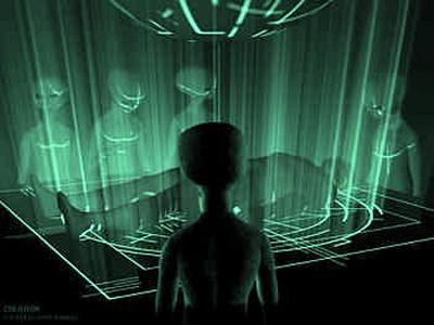 Specialisti catre ONU: Sunt 100 de civilizatii extraterestre. Pregatiti-va!