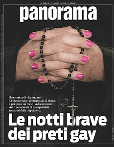 Scandal in Italia! Preoti catolici gay, filmati in timp ce faceau sex