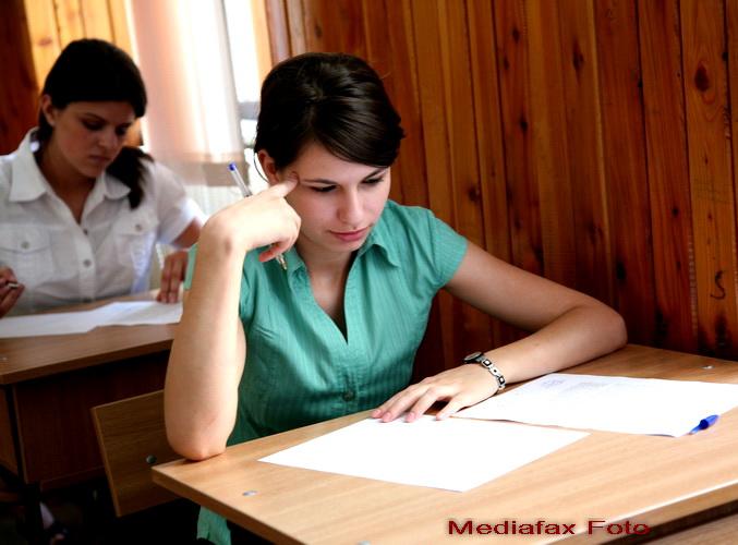 Bac 2011: Promovabilitatea in judetul Cluj a fost de 54,07%