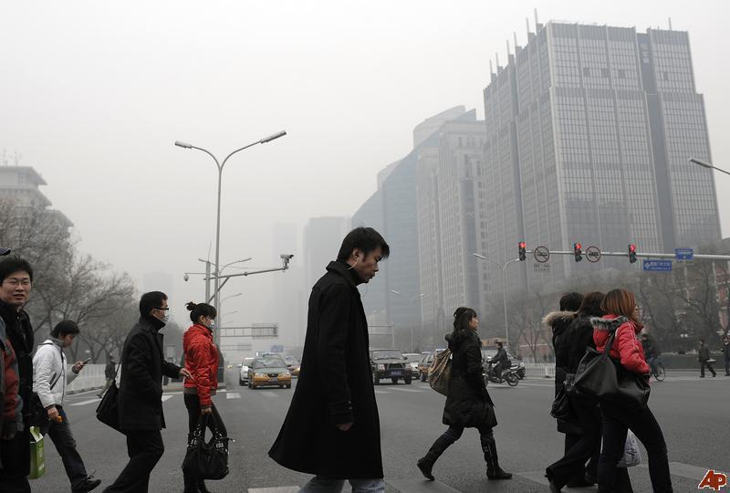 Consumul de carbune din China a fost gasit vinovat de incalzirea globala
