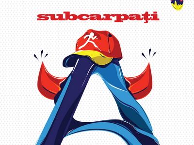 Concert Subcarpati in Club A, miercuri, 6 iulie