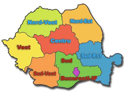 Rezultate Bac 2011. HARTA promovabilitatii pe regiuni. Procentele sunt exact pe dos