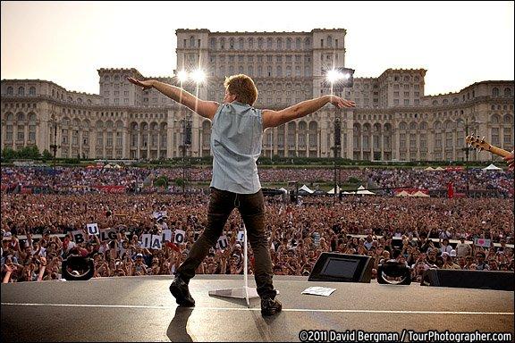 Shakira, Roxette sau Bon Jovi. Care dintre concertele anului 2011 ti-a placut cel mai mult?