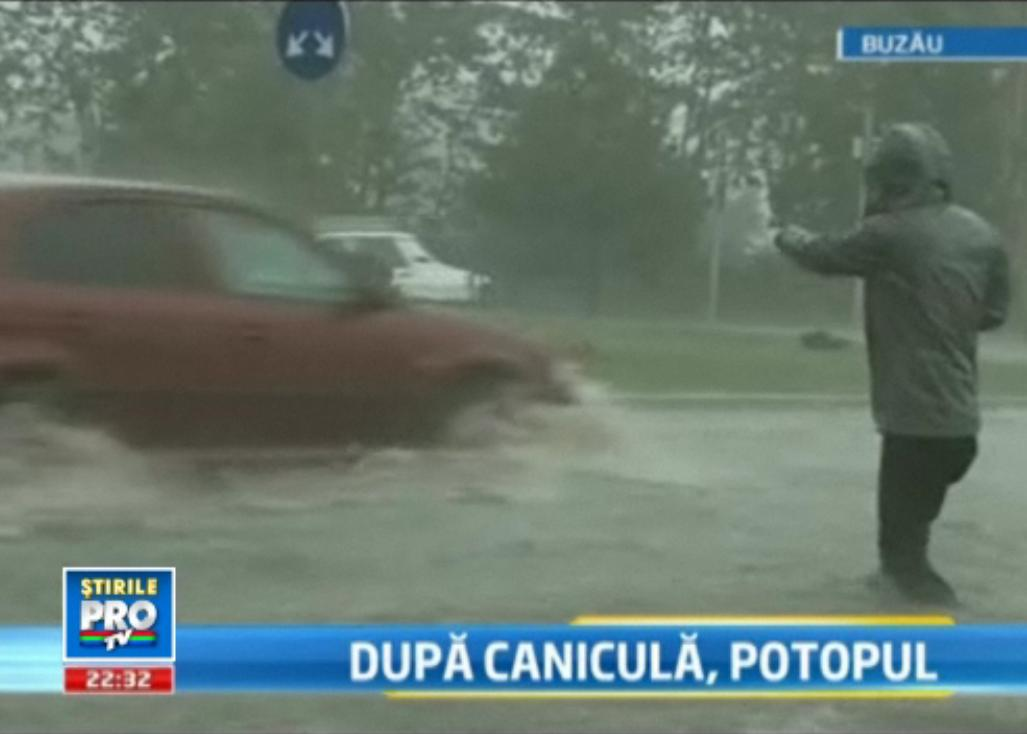 Romania, sub avertizare meteo de vijelii. Unde sa ne asteptam la grindina, vant puternic si ploi