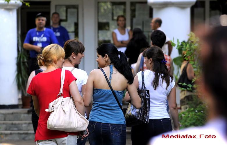 Profesori mai bine pregatiti la titularizare. Notele mari au crescut cu 10% in Cluj