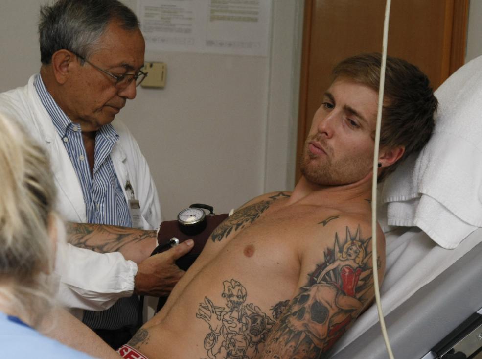Campion la tatuaje. CFR a transferat un jucator care are stema Ungariei pe gat