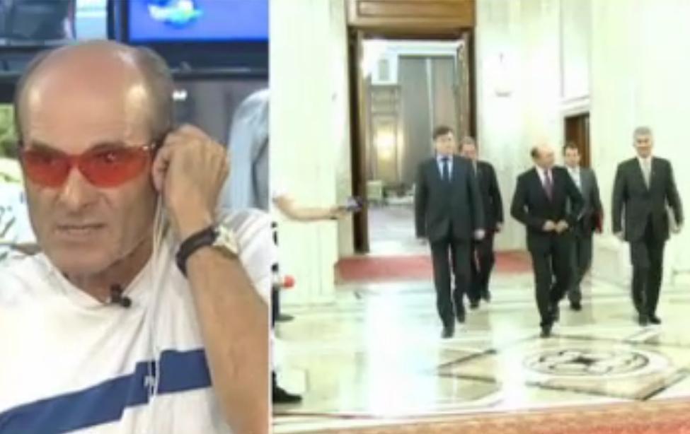 Cristian Tudor Popescu, la Stirile ProTV. De ce nu e bine ca Antonescu sa fie presedinte interimar