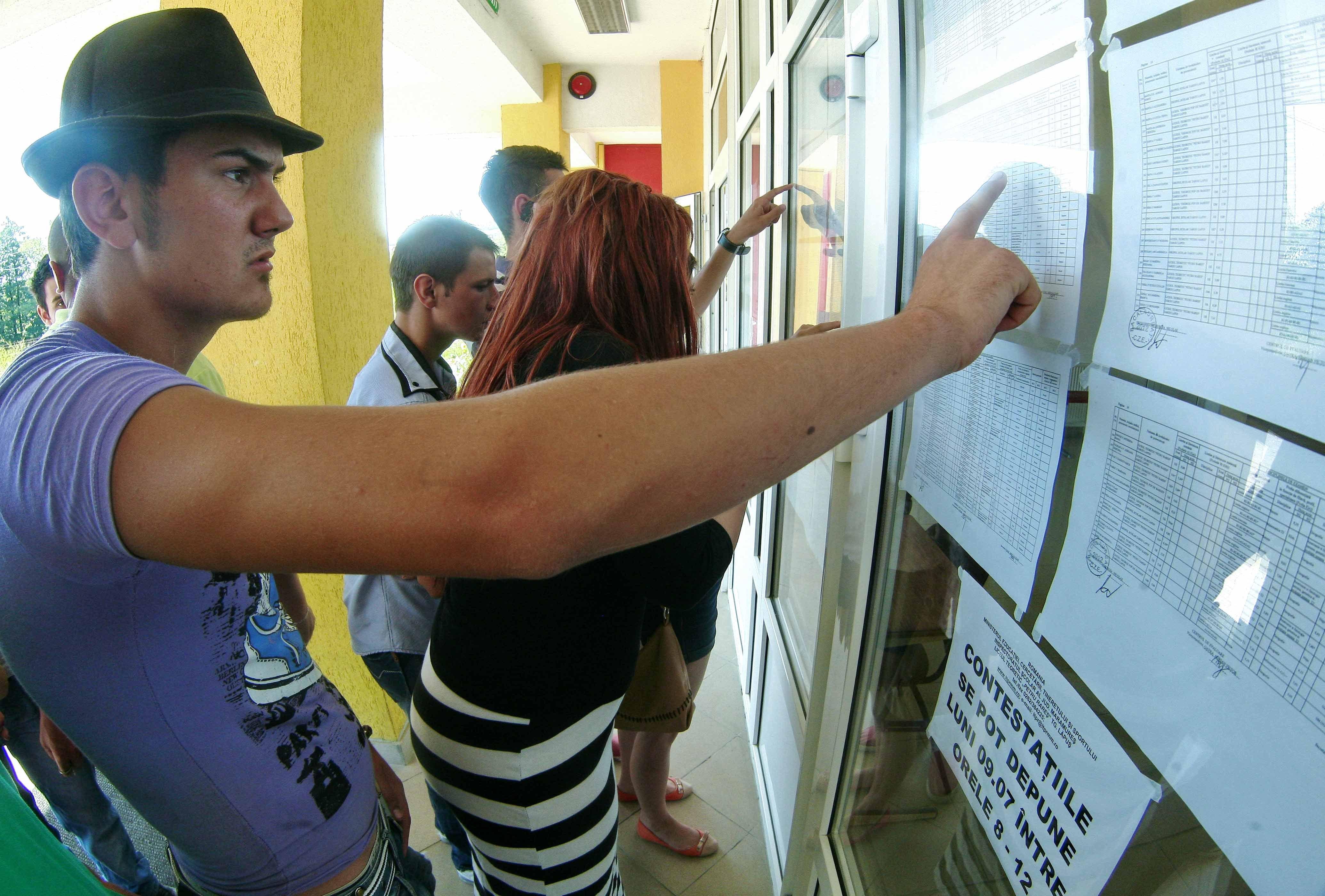 Rezultate BACALAUREAT 2012, sesiunea a doua. Promovabilitate Salaj