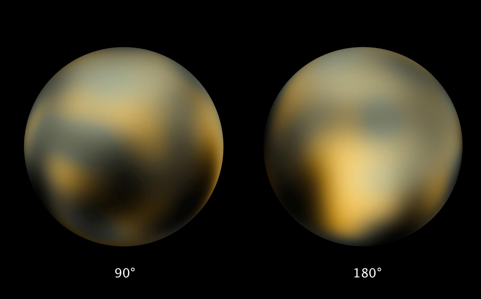 Un al cincilea satelit al planetei pitice Pluto, descoperit cu ajutorul telescopului Hubble