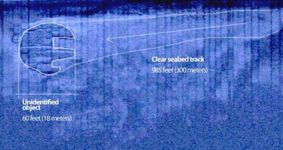 Obiectul misterios de pe fundul Marii Baltice nu e o nava extraterestra. Ce au descoperit expertii