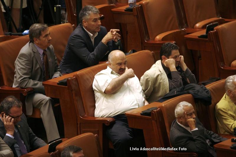 Fostul senator Catalin Voicu, condamnat la cinci ani de inchisoare pentru complicitate la abuz in serviciu
