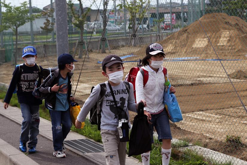 Studiu: 36% din copiii de la Fukushima prezinta cresteri anormale cauzate de expunerea la radiatii