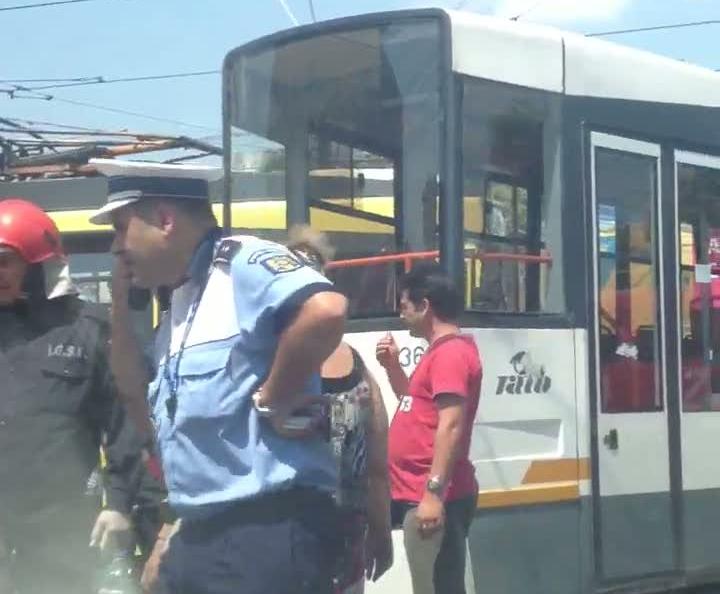Inspectia Muncii: Cazul din Rahova este accident de munca, un vatman a fost ranit si dus la spital