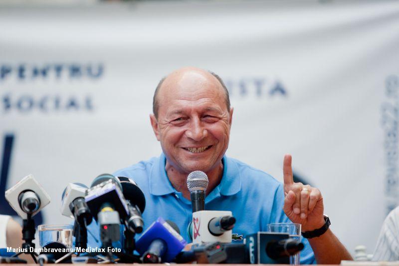 Referendum 2012. Traian Basescu: Eu voi fi printre cei care merg la vot duminica
