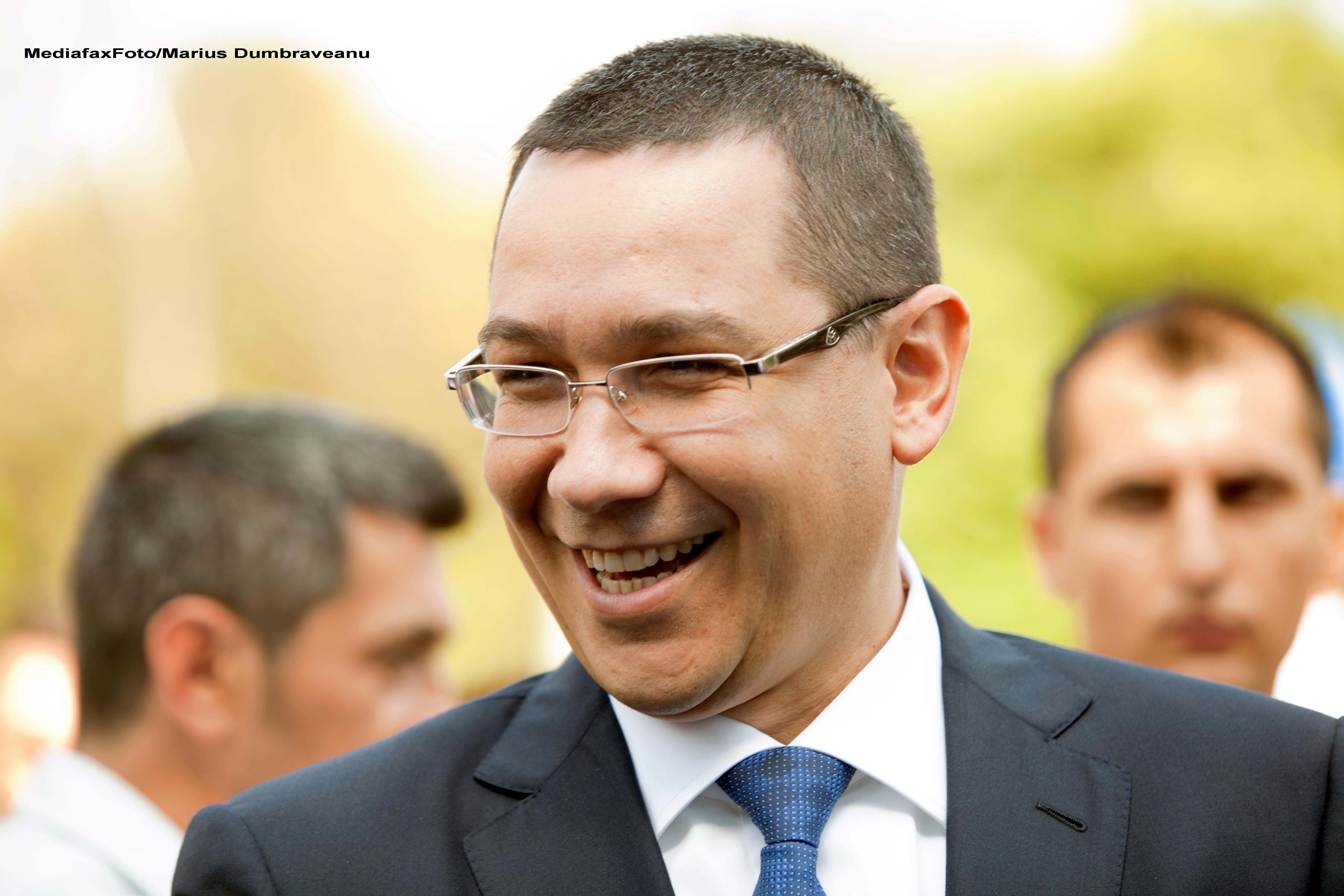 Ponta, despre faptul ca UE adopta in octombrie masuri de disciplina fiscala: Oktoberfest!