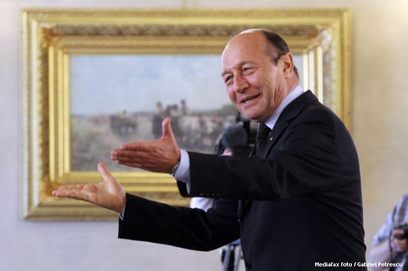 Referendum 2012. Traian Basescu spune ca nici sotia sa nu va vota pe 29 iulie
