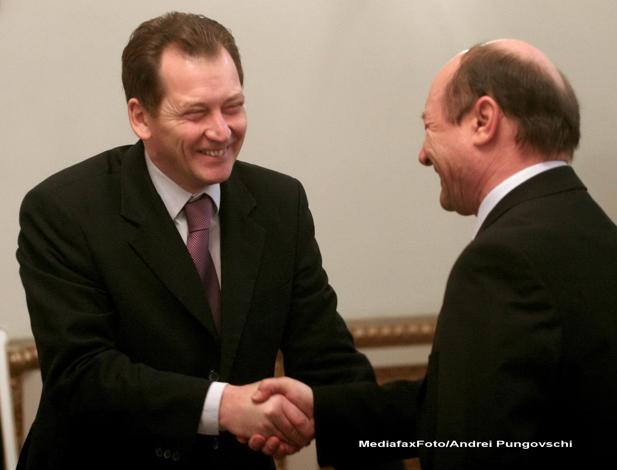 Graham Watson (ELDR) despre boicotarea referendumului: Ce fel de democrati sunt Barroso si Basescu?