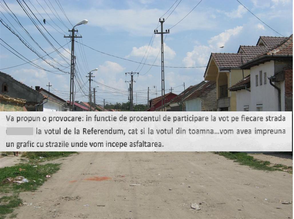 Referendum 2012. Vezi aici toate incidentele inregistrate in ziua votului