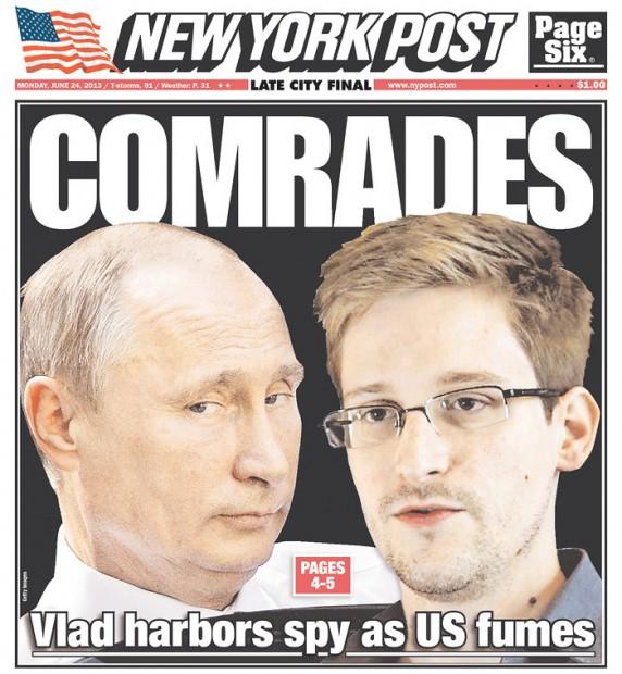 Edward Snowden cere azil politic temporar in Rusia, inainte de a merge in America Latina