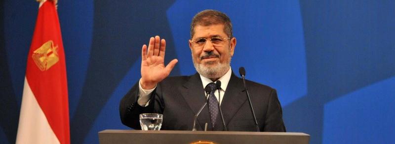 Procesul lui Mohamed Morsi pentru
