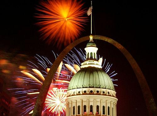 De la Atlantic pana la Pacific, cerul Americii a stralucit de artificii de Ziua Independentei