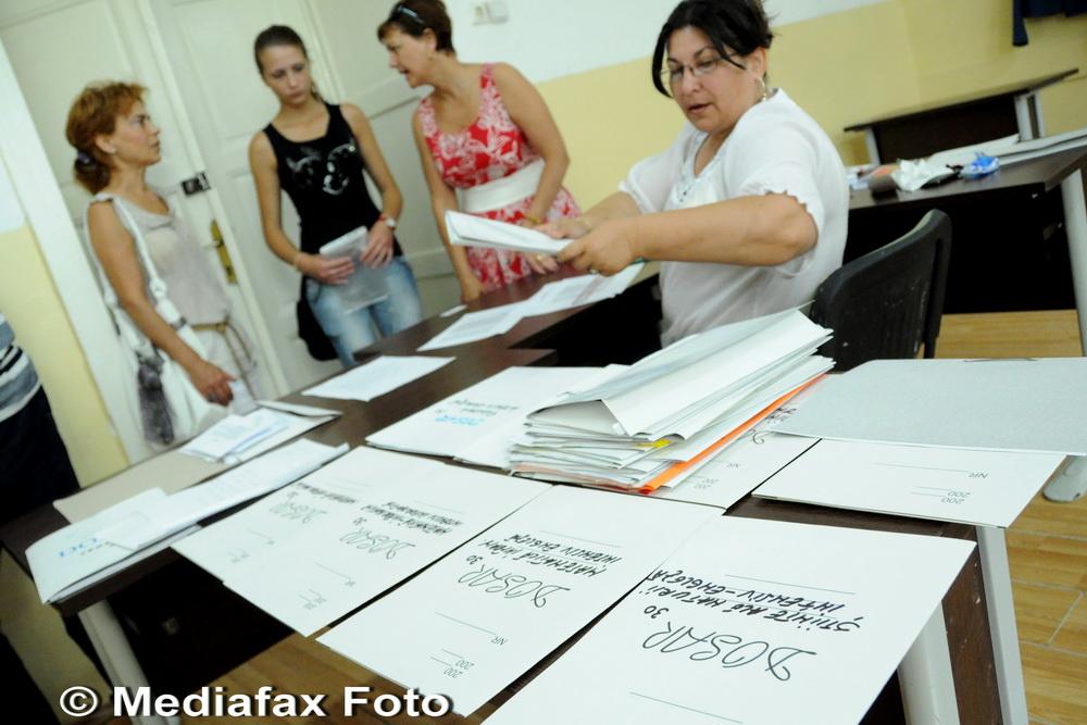 ADMITERE LICEU 2013 EDU.RO. Un elev din Brasov a ramas nerepartizat, desi avea media 8,63