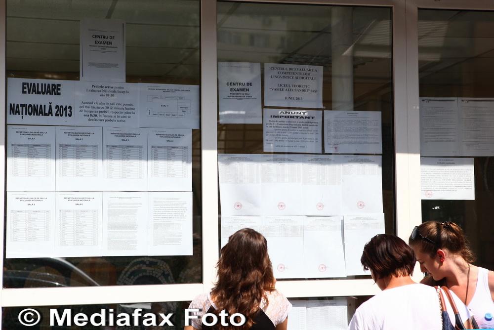 ADMITERE LICEU 2013. Edu.ro: Recomandam completarea fiselor numai dupa verificarea ierarhiilor