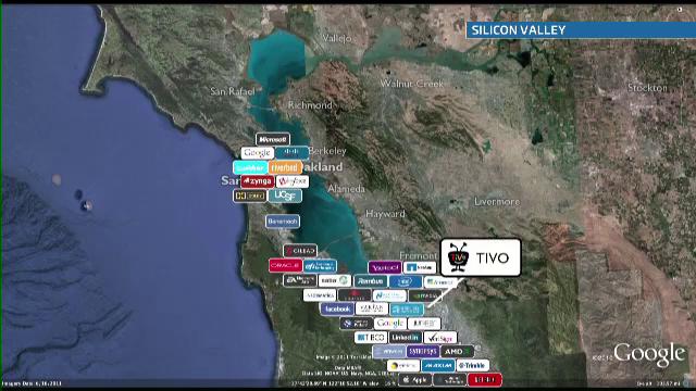 Silicon Valley, cartierul de mii de miliarde de dolari unde marile afaceri au inceput in garaje