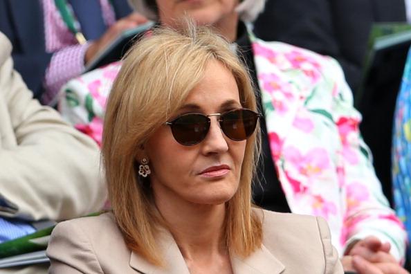 J.K. Rowling, autoarea lui