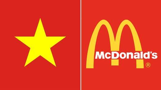 America intra cu fast-food-ul de unde a fost data afara cu armata. Primul McDonald's din Vietnam