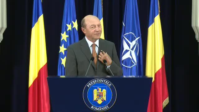 Traian Basescu, atac la Ponta: