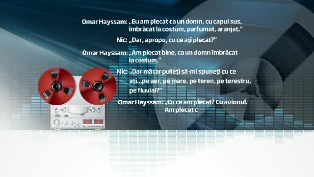 Cum a profitat Omar Hayssam de incompetenta autoritatilor din Romania si a reusit sa fuga din tara