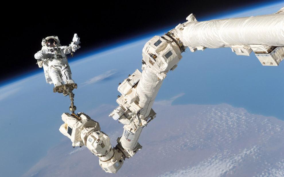 Statia Spatiala Internationala, in mijlocul tensiunilor ruso-americane. De ce Razboiul Rece NU a ajuns pe orbita