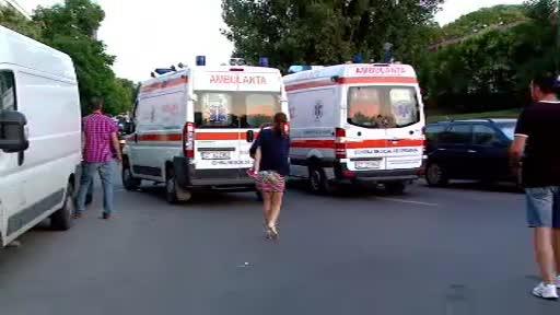 Episodul de la bal la spital continua si in judetul Alba