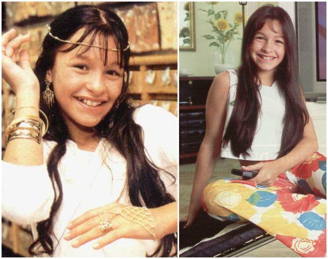 Cum arata astazi, la 22 de ani, Khadija, fiica lui Jade din