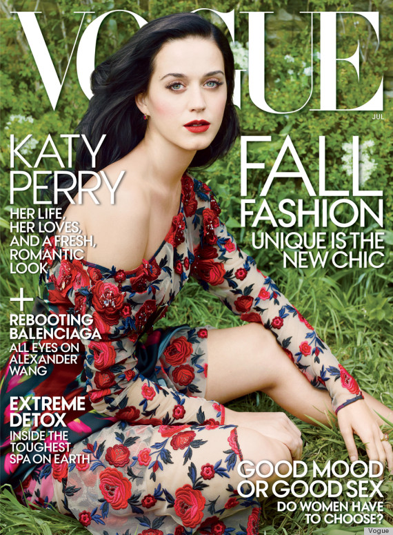 Sacrificiile lui Katy Perry pentru a aparea pe coperta Vogue. Ce nu a avut voie sa faca 3 luni