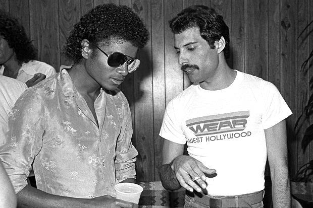 Dueturile Michael Jackson - Freddie Mercury vor fi facute publice dupa 30 de ani de la inregistrare