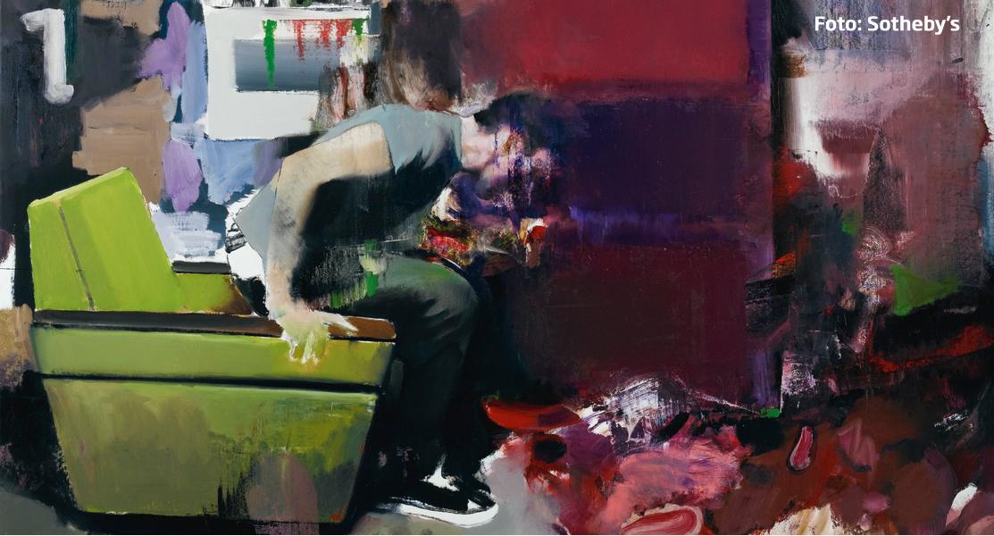 Succesul unui pictor roman, comparat cu cel al lui Brancusi. Unul din tablourile sale s-a vandut pentru 1,8 milioane de euro