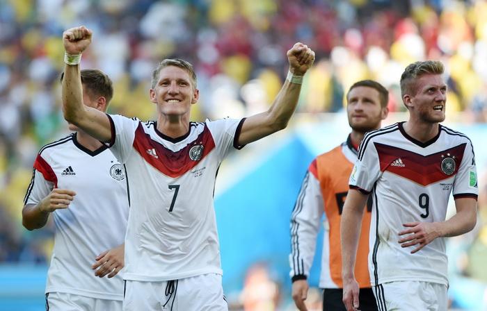 Campionatul Mondial de Fotbal 2014. Germania s-a calificat in semifinale dupa ce a invins Franta cu 1-0