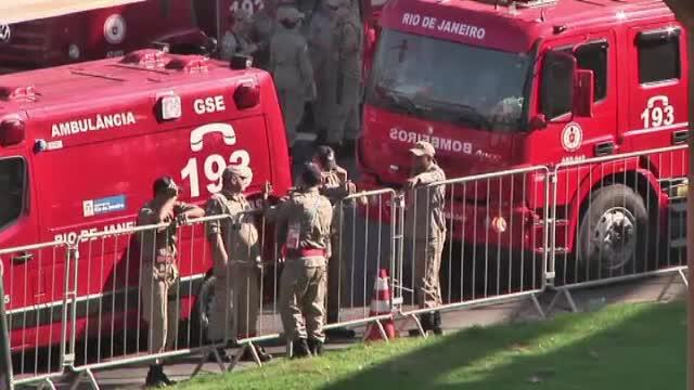 CAMPIONATUL MONDIAL DE FOTBAL 2014. Alerta cu bomba la Germania - Franta, din cauza unei genti abandonate