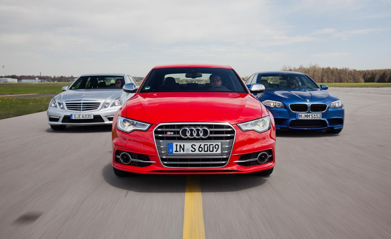 Cine castiga razboiul luxului dintre BMW, Mercedes si Audi. Toate au obtinut vanzari record in 2014