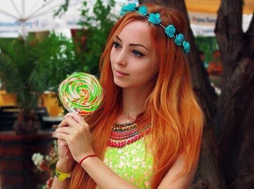 Valeria Lukyanova este istorie. Ea este noua papusa Barbie si e suta la suta naturala