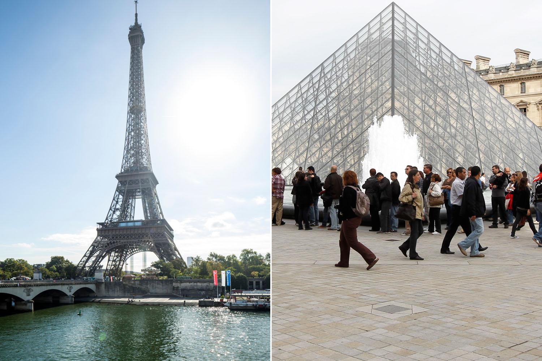 Planuri teroriste de a arunca in aer Turnul Eiffel si Muzeul Luvru dejucate de serviciile de informatii franceze