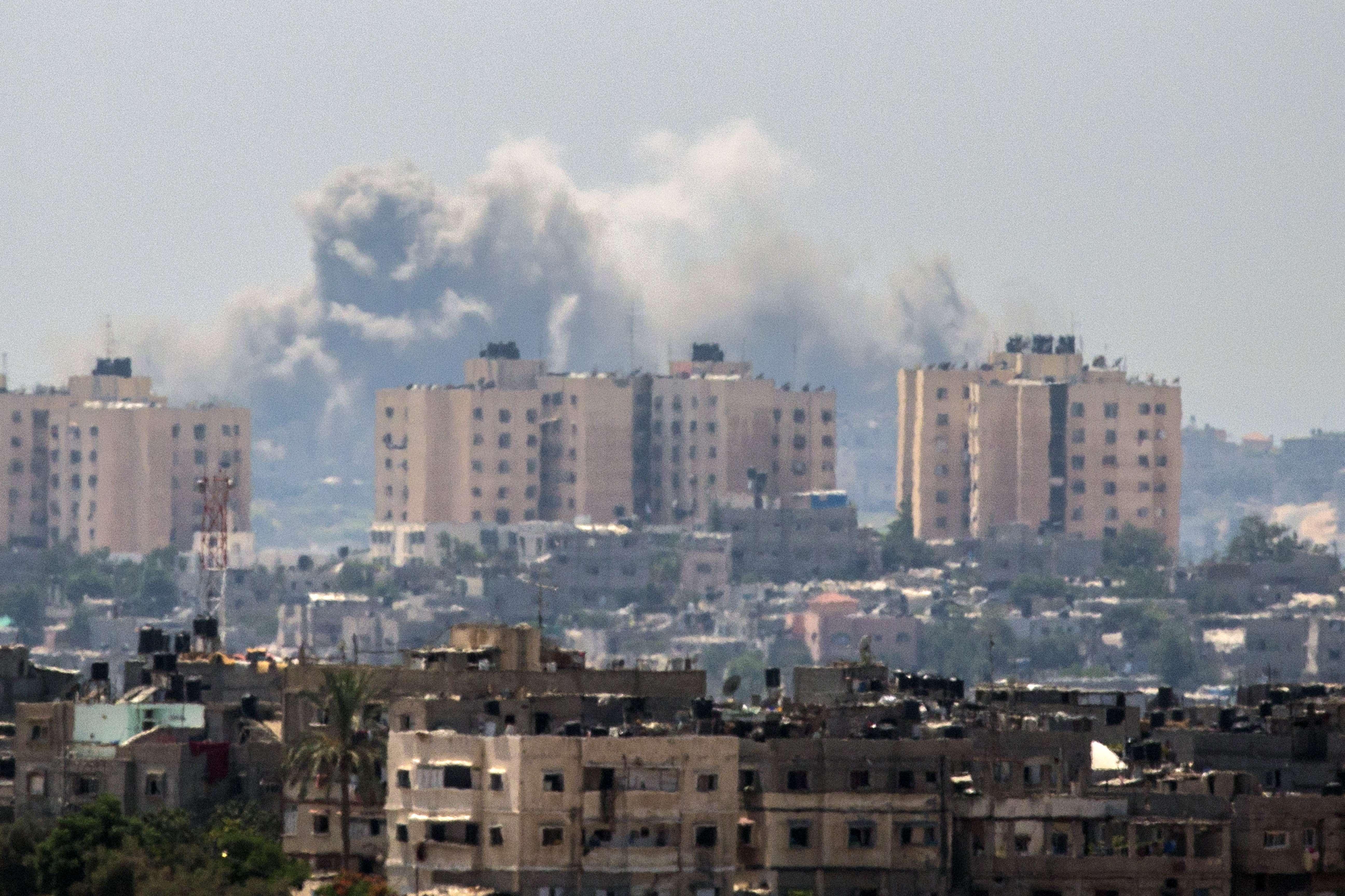 Celula de criza la nivelul MAE, pentru romanii din Fasia Gaza. Netanyahu respinge un armistitiu cu Hamas