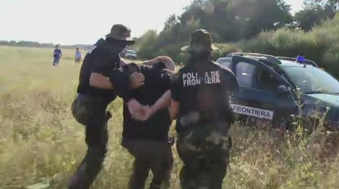 Exercitiu al autoritatilor din Timisoara. Politistii si pompierii s-au mobilizat pentru gasirea a doua fetite rapite