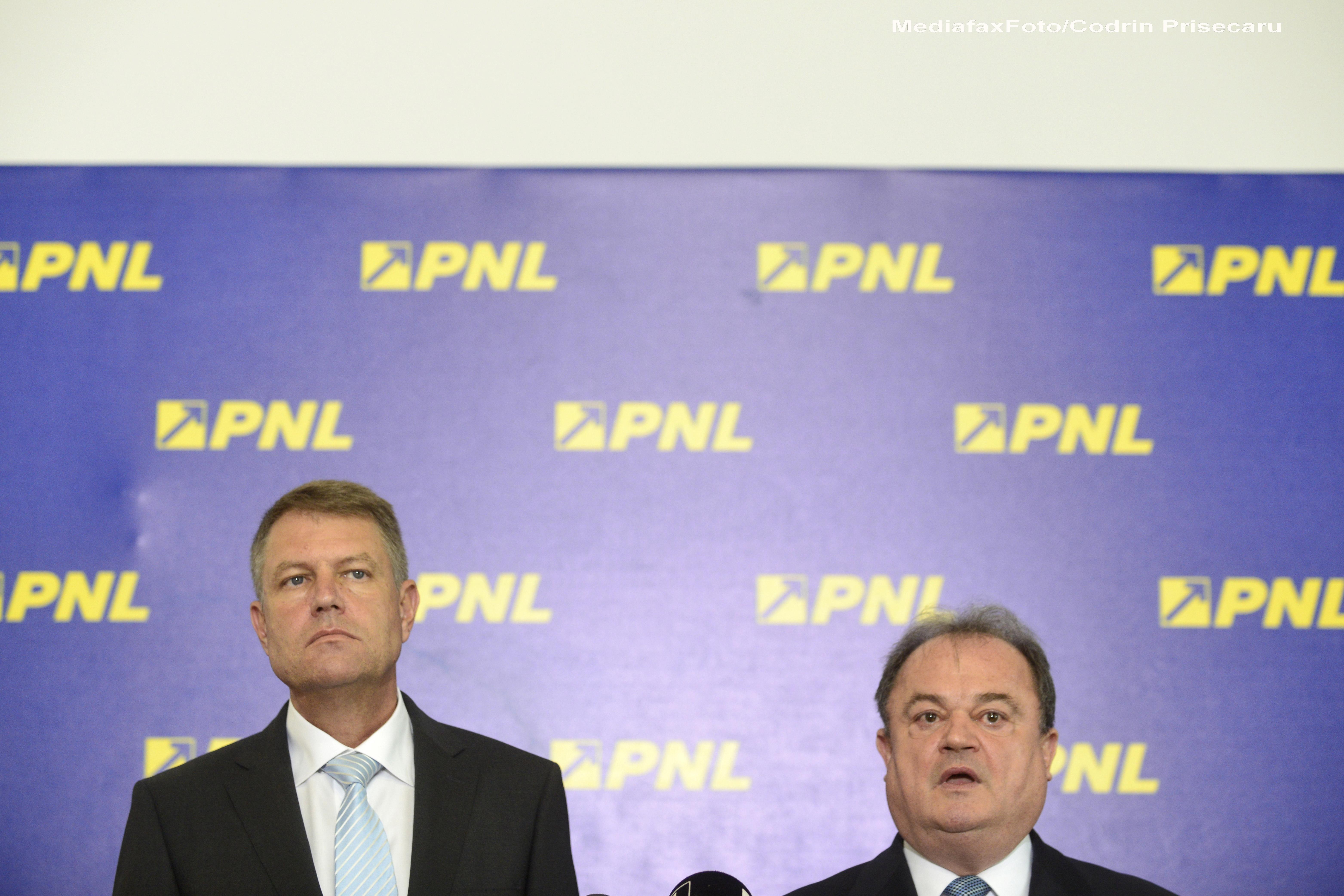 Blaga a anuntat numele noului partid care va rezulta din fuziunea PNL-PDL. Cand va fi anuntat candidatul la prezidentiale